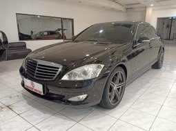 Mercedes Benz S350 L AT 2007 Hitam S-350L Km Rendah Antik