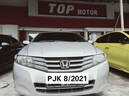 Honda City S at th 2010 silver