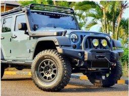 Mobil Jeep Wrangler 2014 Sport X dijual, Banten