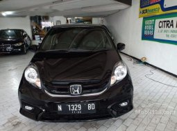 Jual Honda Brio Satya E 2017 harga murah di Jawa Timur