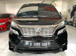 DKI Jakarta, jual mobil Toyota Vellfire Z 2011 dengan harga terjangkau