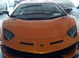 Brand New 2019 Lamborghini Aventador SVJ Orange