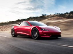 Brand New 2022 Tesla Roadster