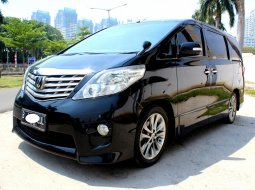 Toyota Alphard S Audioless AT 2010 Hitam
