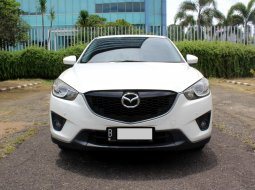Mazda CX-5 Grand Touring R19 AT 2012 Putih