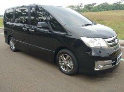 Jual cepat Nissan Serena Panoramic Autech 2014 di Banten