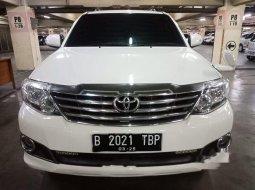 Toyota Fortuner 2012 DKI Jakarta dijual dengan harga termurah