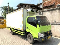 Box4.7mtr+BanBARU,MURAH 110SDL Hino Dutro 2018 Engkel LONG Box Freezer