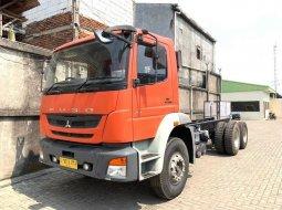 21000KM+BanBARU,MURAH Mitsubishi Fuso 2015 Tronton 6x4 Sasis +Dump 528