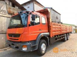 Fuso Tronton 6x2 FJ2523 Bak Besi Triway Kargo ANTIK + Ban BARU 2015