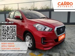 Datsun Go Panca T 1.2 2019 Merah