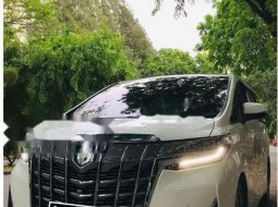 Jual Toyota Alphard G 2018 harga murah di DKI Jakarta