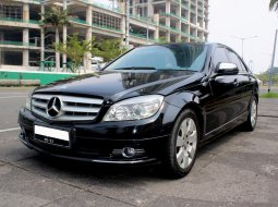 Mercedes-Benz C-Class C 200 K 2008 Sedan