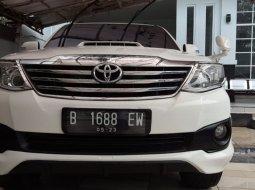 Toyota Fortuner G TRD Tahun 2013