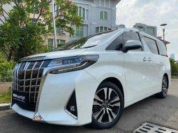 Jual mobil Toyota Alphard G 2018 bekas, DKI Jakarta