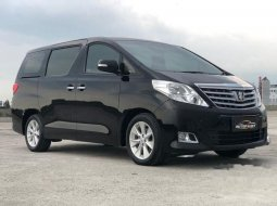 Mobil Toyota Alphard 2014 G G dijual, DKI Jakarta