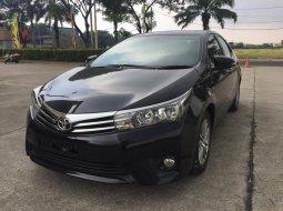 Toyota Altis 1.8 G MT 2016 Hitam KEYLES