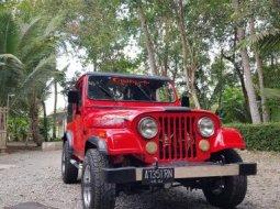 Jeep CJ 2020 di Jawa Tengah