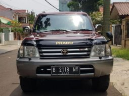 Mobil Toyota Land Cruiser Prado 2002 dijual, Jawa Barat