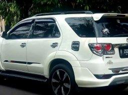 Jual cepat Toyota Fortuner TRD 2012 di DKI Jakarta