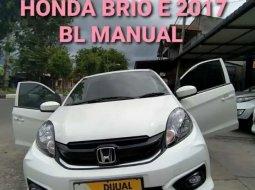 Jual mobil Honda Brio E 2017 bekas, Aceh