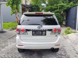 Jual cepat Toyota Fortuner G Luxury 2013 di DKI Jakarta