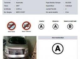 Jual Nissan Elgrand 2007 harga murah di DKI Jakarta