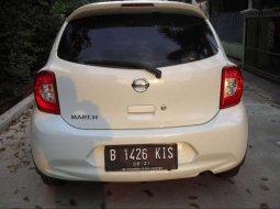 Mobil Nissan March 2016 1.2L dijual, Jawa Barat