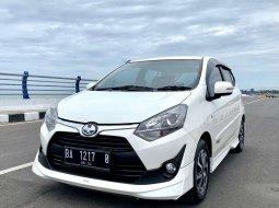 Sumatra Barat, Toyota Agya 2019 kondisi terawat