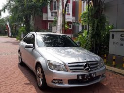 Jual Mercedes-Benz C-Class C200 2009 harga murah di Banten