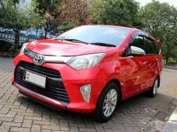 Toyota Calya G AT 2017 Merah