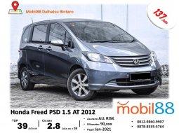 TDP Ringan!!! Honda Freed E 1.5 Matic 2012 BERGARANSI