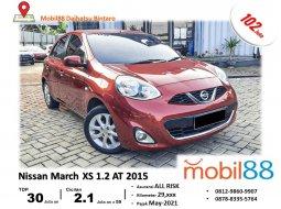 TDP Ringan!!! Nissan March XS 1.2 Matic 2015 BERGARANSI