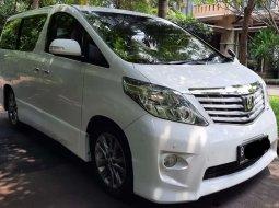 Jual Toyota Alphard S 2010 harga murah di Banten