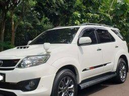 Jual mobil bekas murah Toyota Fortuner TRD 2013 di Jawa Barat