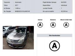 Banten, jual mobil Nissan Grand Livina XV 2017 dengan harga terjangkau