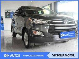 Jual Toyota Kijang Innova 2.0 G 2017 harga murah di DKI Jakarta