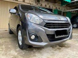 Jual Daihatsu Ayla X 2017 harga murah di Sumatra Selatan