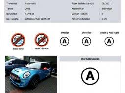 Mobil MINI Cooper 2015 S dijual, DKI Jakarta