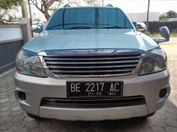 Toyota Fortuner 2007 Lampung dijual dengan harga termurah