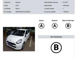 Jual mobil bekas murah Daihatsu Ayla M 2016 di DKI Jakarta