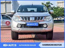 Jual mobil Mitsubishi Triton EXCEED 2015 bekas, DKI Jakarta