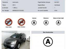 Jual cepat Nissan Grand Livina X-Gear 2013 di Bali