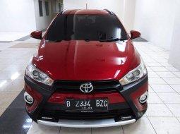 Jual Toyota Yaris TRD Sportivo Heykers 2017 harga murah di DKI Jakarta