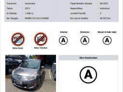 Banten, jual mobil Nissan Grand Livina XV Ultimate 2012 dengan harga terjangkau