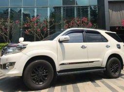 Jual cepat Toyota Fortuner TRD 2013 di DKI Jakarta