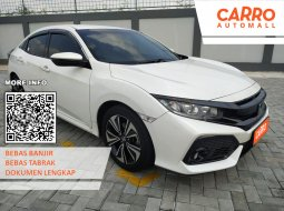 Honda Civic S Turbo Hatchback AT 2017 Putih
