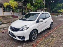 Jual cepat Honda Brio E 2017 di Jawa Timur