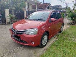 Jual mobil Toyota Etios Valco E 2016 bekas, Sumatra Selatan