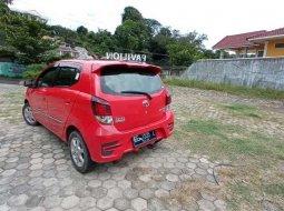 Jual Toyota Agya G 2018 harga murah di Lampung
